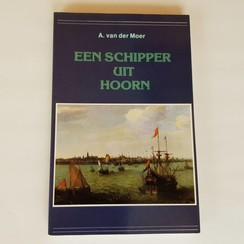 Een schipper uit Hoorn.  A van der Moer