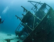 Diving & Shipwreck books