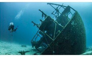 Diving & Shipwreck books