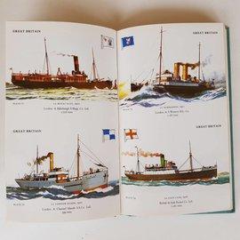 Macmillan Merchant Ships 1910-1929. Laurence Dunn