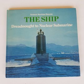 HMSO Dreadnought to Nuclear Submarine