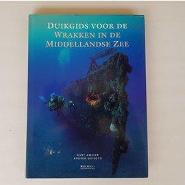 Veldman Duikgids voor wrakken in de Middellandse Zee