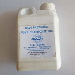 Octo Marine Pump High Pressure Crankcase Oil 1L.