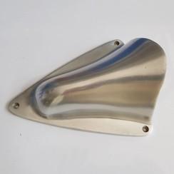 Lucht in-uitlaat aluminium