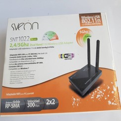 Sveon SNT1022 Wireless USB with double antenna