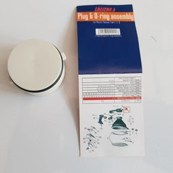Lalizas Enchufe manual del inodoro