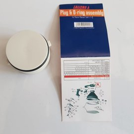 Lalizas Lalizas Enchufe manual del inodoro