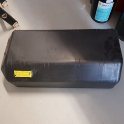 Vetus holding tank, water or fuel tank 90 liter