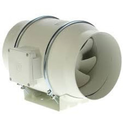 S&P Half-Radial Extractor Fan