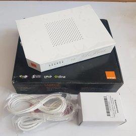 Orange Orange Livebox router