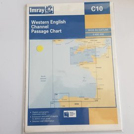 Imray Imray kaart C10 -2004