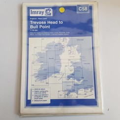 Imray chart C58 - 2002