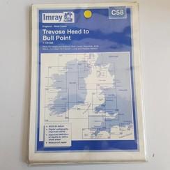 Imray kaart C58 - 2002