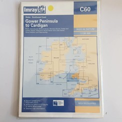 Imray kaart C60 - 2006