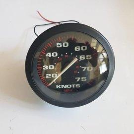 Speed meter Knots-MPH