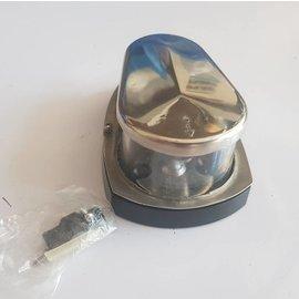 Navigation Head light (white) Inox