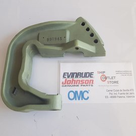 OMC Evinrude Johnson 391945 OMC Stern Bracket Assembly Port