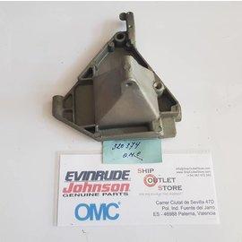 OMC Evinrude Johnson 320374 OMC Bracket Port