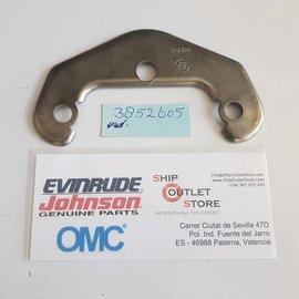 OMC Evinrude Johnson 3852605 OMC Transom Bearing Plate