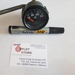 Medidor de temperatura 24V
