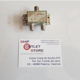 Eco Line Eco Line2-weg Kabel TV/Broadband Signal Splitter