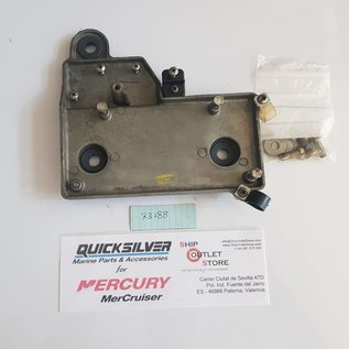 Quicksilver - Mercury  Mercury Quicksilver Switch Box Plate 73188