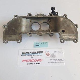 Mercruiser 62575T Mercruiser Intake manifold carburetor cover plate