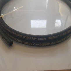 "Perkins No-Skive 421SN-6. 3/8"" Hydraulic hose 180bar"
