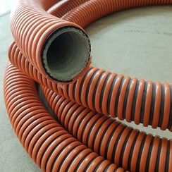 Superflex lined PVC slang  38 mm
