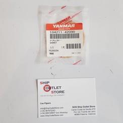 Yanmar 104211-42090 Junta de la bomba de agua