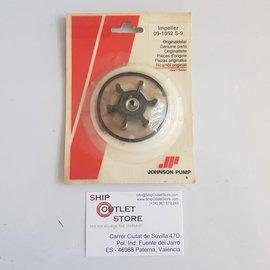 Johnson 09-1052 S-9 Johnson Impulsor kit de Nitrilo