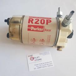 Racor Parker Spin On 230R30 Brandstoffilter –separator