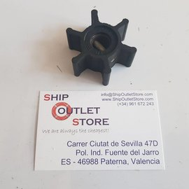 Johnson 09-1026 B Johnson Impeller