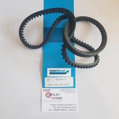 Nanni Diesel 48108117  V-Belt