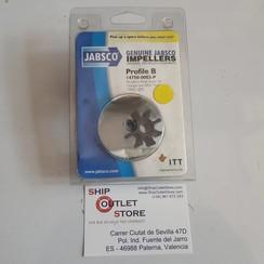14750-0003-P Jabsco Impeller Nitril