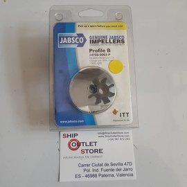 Jabsco 14750-0003-P Jabsco Impeller Nitrile
