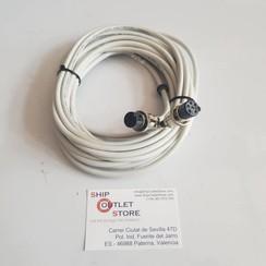 Besenzoni  6BM99029 Cable de extensión del panel de la pasarela 8 metros