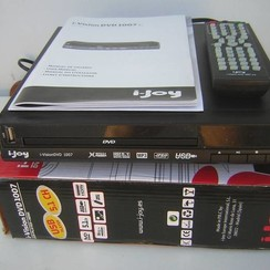 I-Vision-1007 DVD speler HDMI-USB Mpeg4