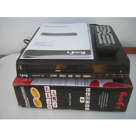 I-Vision I-Vision-1007 DVD player HDMI-USB Mpeg4