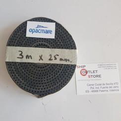 Opacmare correa de transmisión de 25 mm x 4 metro