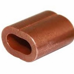 Wire sleeve 2mm copper