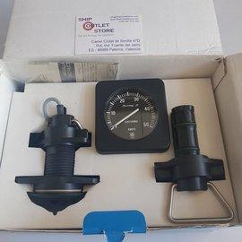 VDO VDO Sumlog S Electronic knot-speedmeter set
