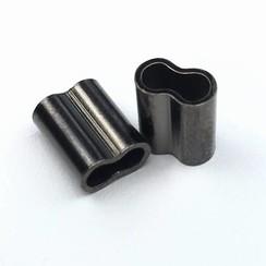 Prensacables 4mm de cobre niquelado