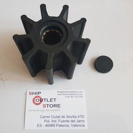 Johnson 09-802 Johnson Impeller  Neoprene 95 x 63mm