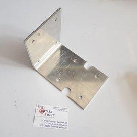"""Pentek Pentek Ametek 3/4"""" Standard aluminium mounting bracket"""