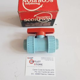 Scorpion Scorpion Air-Line Ball valve 20mm