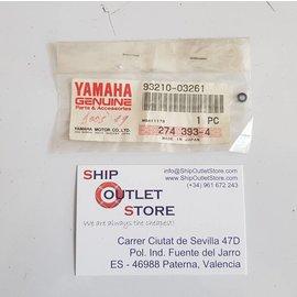 Yamaha 93210-03261 Yamaha  Junta tórica