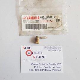 Yamaha 6H3-14590-01 Yamaha Float needle valve