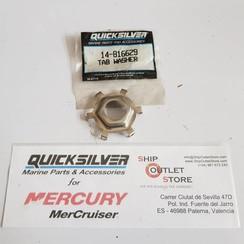 14-816629 Mercury Quicksilver Ring