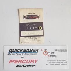 13-26995 Mercury Quicksilver Anillo de retención